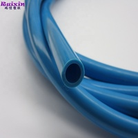 Flexible PVC pipe soft external 11.5mm inner 7.5mm thickness 2mm factory price hollow tube