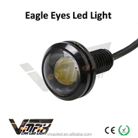factory best sellers12V 1W 23mm White/Blue/Red/Yellow/Green eagle eye led tail lights led eagle eyes lamp