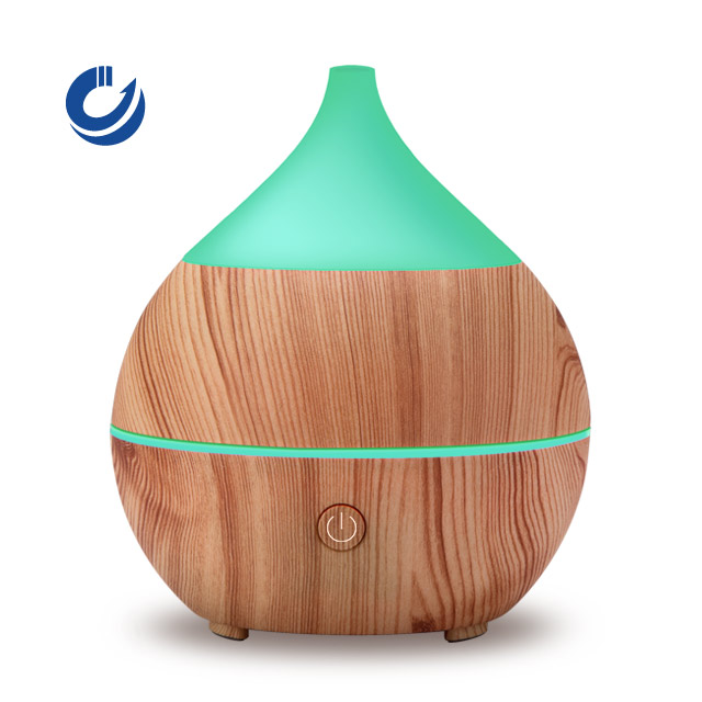 200ml Home Wooden Air Aroma Essential Oil Diffuser