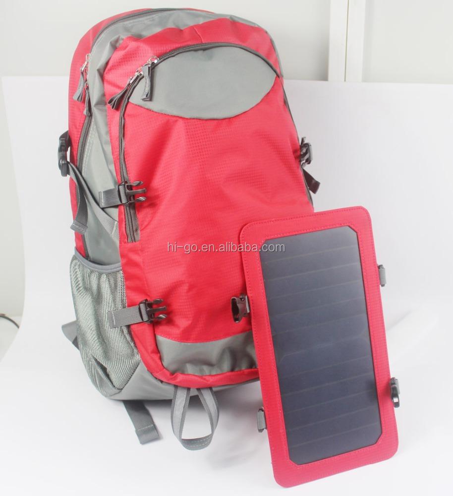 2016 Innovation Products Sunpower Solar Panel Bag Solar ...