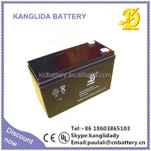 electric toy car battery 12v9ah rechargeable lead aicd storage battery