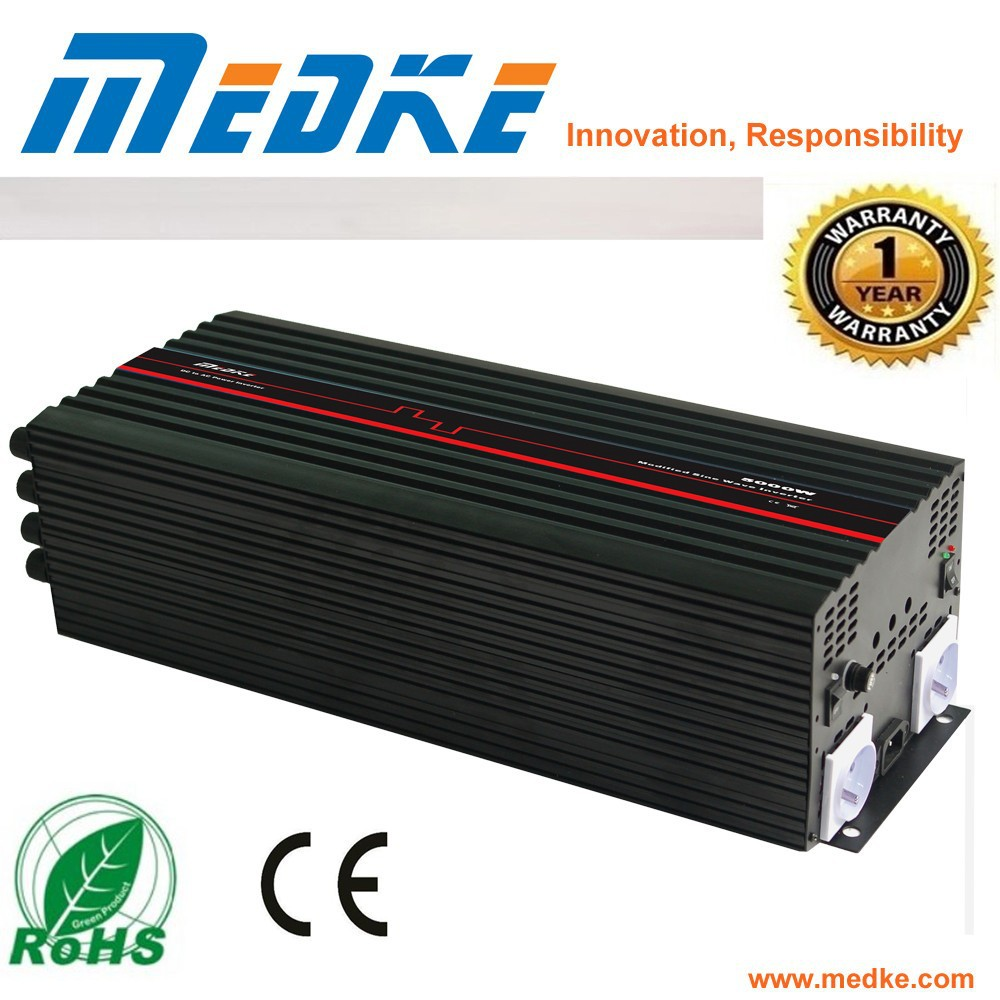 5000w convert modified sine wave converter DC to AC 12V or 24V 48V to 110V 220V to 120V 240V