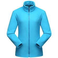 Wholesale Custom Logo Men and Women Polar Fleece Jacket Breathable Outdoor <strong>wear</strong>