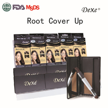 apply color on root hair Professional hair beauty cosmetics root cover up with factory price