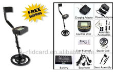 Military Cheap Underground Gold Silver Metal Detector