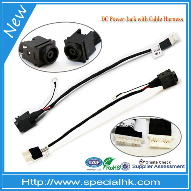 Wholesale Laptop DC Power Jack for Sony Vaio VPCEG VPC-EG16FM VPCEG36FX VPCEG36FXB VPCEG36FXL