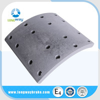 High Quality Brake Shoe WVA19495 For Truck Bus Trailer Parts