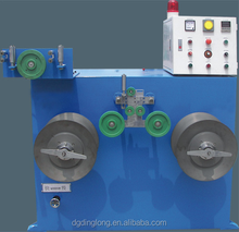 Coaxial Wire Mesh Coiling Machine