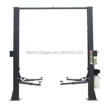 Hot selling CE standard China outdoor car lift