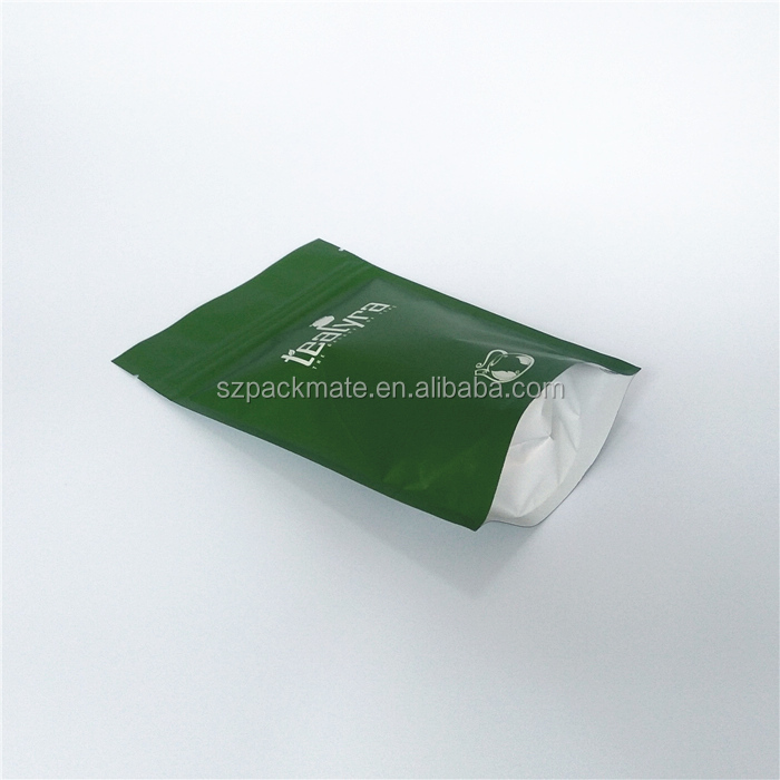 New style laminated custom aluminum foil bag packing