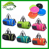 Multifunction folding large capacity outdoor travel waterproof sports bags