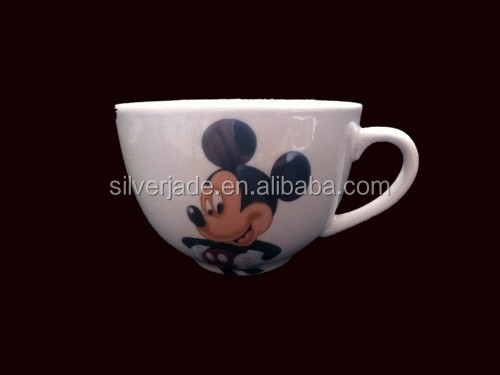 ceramic cup for Disney design