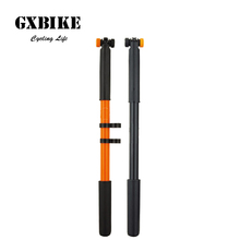 2017 New Mini Portable Bike Hand Pump Cycling Air Pump For Bicycle Accessories