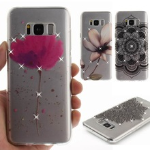 Diamond TPU Phone Case for Samsung Galaxy S8,for Galaxy S8 Phone Accessories Mobile