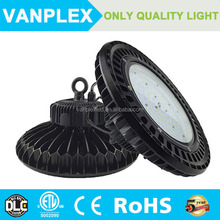 High Quality Factory Industrial High Bay LED Lighting Fitting, 5 years warranty 100W LED High Bay Light Fixture