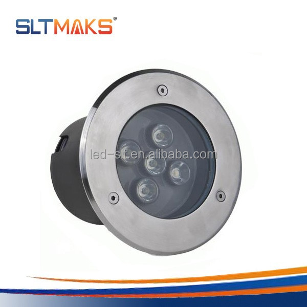 HOT! High power 3w/5w/10w in ground led lights 12v IP65 CE/RoHS