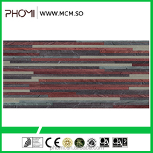Artificial stone flexible modified clay material breathability durability classic decorative ledge stone for wall cladding