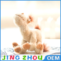 Soft velboa material camel mini real doll/stuffed mini real doll/plush mini real doll