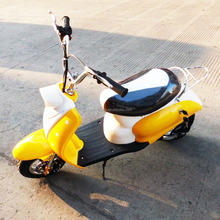 Hot Sale Mini Vespa Motorcycle Gas Scooter 49cc