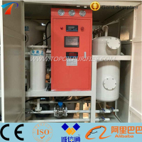 Vacuum transformer oil strainer machine/Cable oil recycling/Used transformer oil recycle