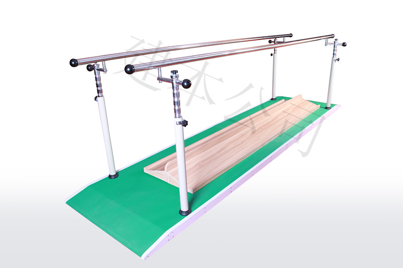 adjustable parallel bar rehabalitation equipment/product