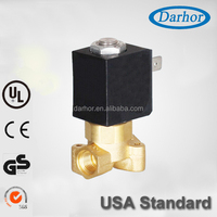 coffee machine hot water solenoid valve