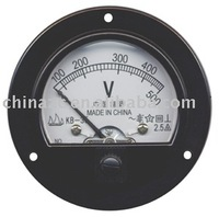 0-500V AC digital volt panel meter voltmeter