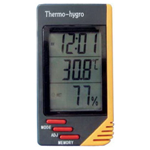 2017 New Arrival digital thermometer hygrometer with best service and low price