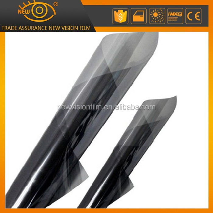 Top quality PET material 99% UV resistant auto nano ceramic solar window tinting film for car
