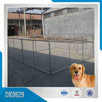 Dog Kennel With Waterproof Roof