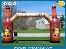 2016 popular sale inflatable advertising arch, cheap inflatable arch for sale