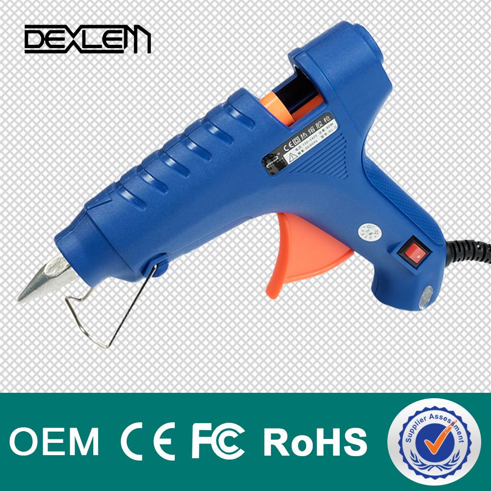 DELE Hot Sale NL-211 Silicone Hot Melt Glue Gun Sticks with Factory Wholesale Price