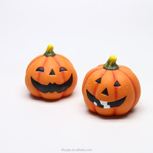 Porcelain Led Light artificial white pumpkins wholesale gift craft christmas decoration