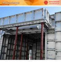 Reusable aluminum formwork for concrete/ Beam/Wall panel