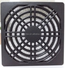 40mm DC Fan Filter Dust-proof PC Fan Cover