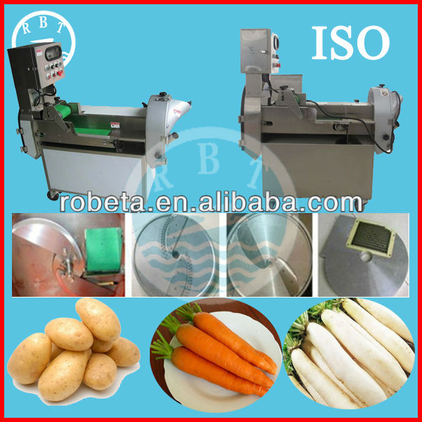 manufacture stainless steel automatic multifunctional types of cutting vegetable