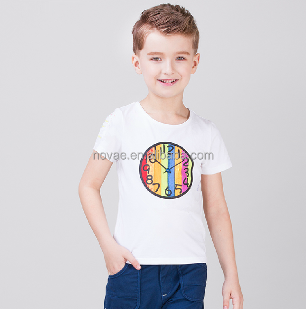 Wholesale Clothing Baby China Blank 100 Cotton T Shirts Custom Printing Children Clothing Wholesale