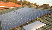Complete solar electrical home power system projects 20000w