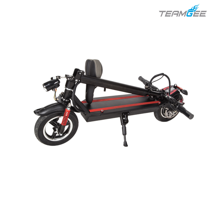 wholesale price foldable electric scooter with seat 350w motor power e scooter for adults