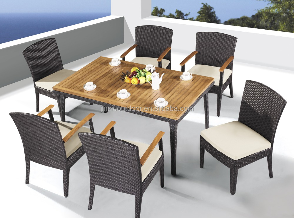 Garden Polywood Outdoor Furniture Table And Chair Jx 2083 Buy Polywood Outdoor Furniture Poly
