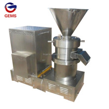 Garlic Paste Processing Machine Hazelnut Jam Making Equipment Hummus Grinding Machinery Groundnut Butter Production Line