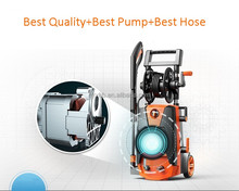 Stable quality portable high hose electric pressure washer water jet car cleaner