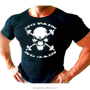 100% cotton mens golds golds gym t shirts manufacturers