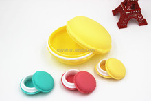 Crazy sold Mini Macaron shaped gioielli storage box/Carino colorful Macarons Box