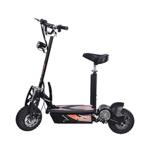 Hot selling two wheel 500w 800w 1000w foldable electric scooter