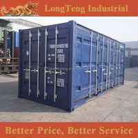 20' 40' Open Side Door Container