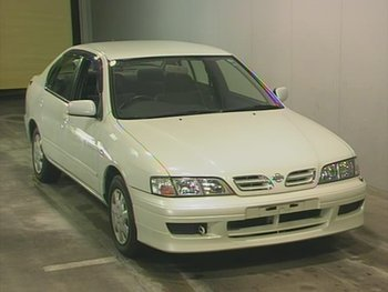 1999 NISSAN PRIMERA RHD Sedan Used Japanes Cars