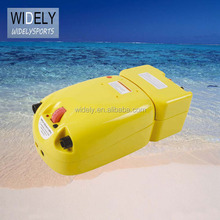 Double function high pressure and speedy DC 12V air pump with battery