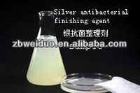Silver antibacterial finishing agent made in China