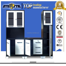 High Gloss Display Kitchen Cabinets for sale Ready to Assemble Kitchen Cabinets